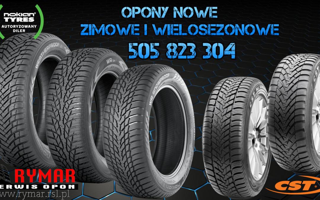 Opony Zimowe 2020/21
